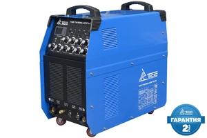 Аппарат TIG сварки алюминия ТСС PRO TIG/MMA-400P AC/DC