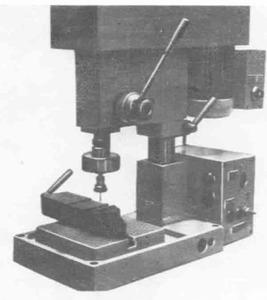 2Г106П - Настольно-сверлильный  станок