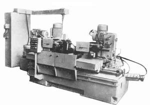 2Г942.04 - Полуавтоматы фрезерно-центровально -обточные