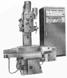2Е118Ф2 - Вертикально-сверлильный  станок