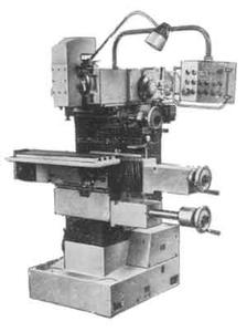 6720ВФ2 - Станки фрезерные широкоуниверсальные (инструментальные)