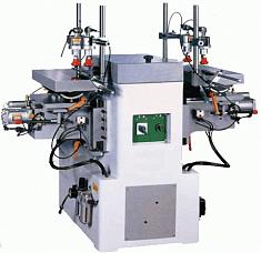 MS 3112 - Сверлильно-пазовальный станок (P = 2,2  кВт,  M= 700 кг)