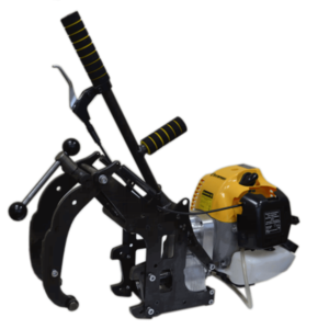 МРС-БМ Станок рельсосверлильный с бензиновым двигателем.