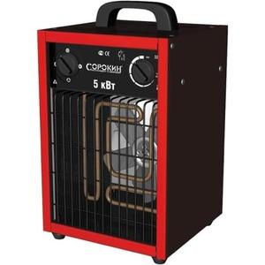Нагреватель воздуха электрический СОРОКИН 32.5 380В, 5,0 кВт, 400м3/ч