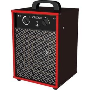 Нагреватель воздуха электрический СОРОКИН 32.7 380В, 7,0 кВт, 400м3/ч