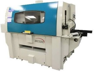 MC 320 - Многопильный станок (Ширина  480 мм, толщина 15/120 мм,  мощность  41 кВт)