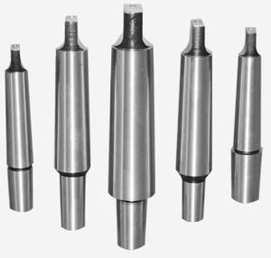 "Оправка КМ2 / В16 с лапкой на внутренний конус сверлильного патрона (на сверл. станки) (MS2A-B16) ""CNIC"""