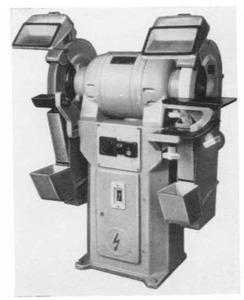 3Б634 - Точильно-шлифовальный станок