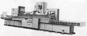 3452В-V    - Шлицешлифовальный  станок