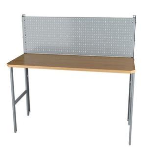 Верстак складной СОРОКИН Верстак откидной деревянный Standart, перфорация 0,5м