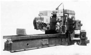 3508В- Станки продольно - фрезерные одностоечные