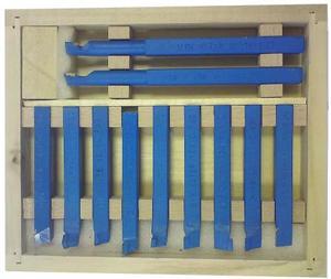 Набор резцов 11PC/SET 12х12 TRIOD
