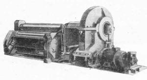 Машины листогибочные четырехвалковые 367П