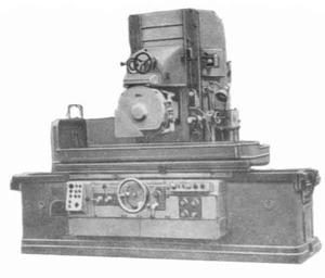 372Б- Плоскошлифовальный станок
