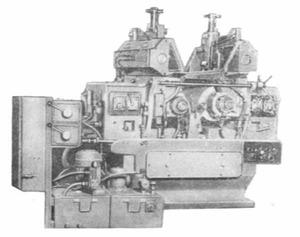 3867 (ЛЗ-52) - Бесцентрошлифовальный станок