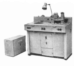 3Б854 - Полировально-шлифовальный  станок