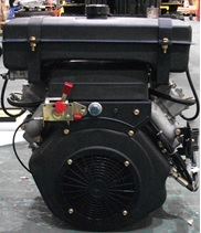 Двигатель дизельный 2V86FE (С тип 25.4 мм шпонка)
