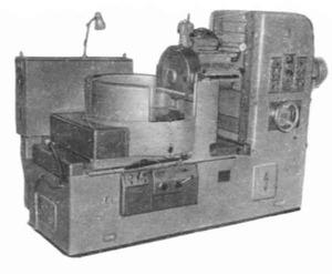 3Б741 - Плоскошлифовальный станок
