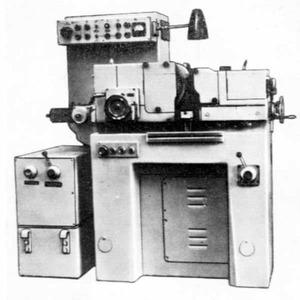 3Д180 - Бесцентрошлифовальный станок