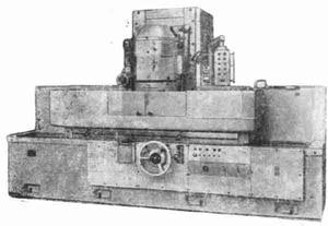 3Д732Ф1 (L 1250) - Плоскошлифовальный станок
