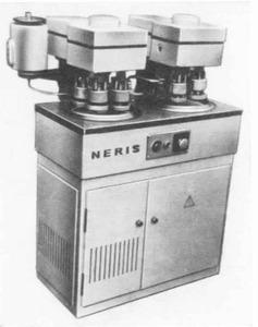 12Н16 - Вертикально-сверлильный  станок