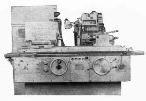 3Р10А  - Круглошлифовальный станок
