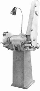 3Б853 - Полировально-шлифовальный  станок