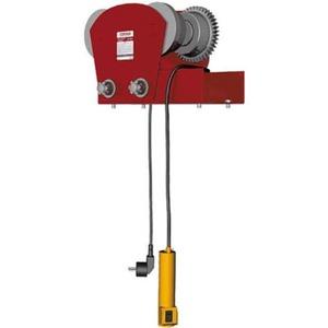 Электрокаретка для электротельфера Сорокин 1т