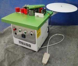 Кромкооблицовочный компактный станок LTT TS-50