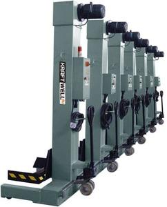 Колонны подкатные KraftWell KRW6M7.5