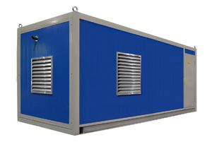 Контейнер ПБК-6 базовая комплектация (для ДГУ до 350 кВт)
