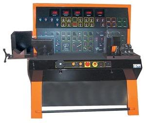 Электрический стенд для проверки генераторов и стартеров TopAuto EB380TruckInverter