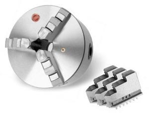 """Патрон токарный d 250 мм 3-х кулачковый К11(конус 6) """"CNIC"""" с креплением (аналогично Гродно 7100-0035)"""