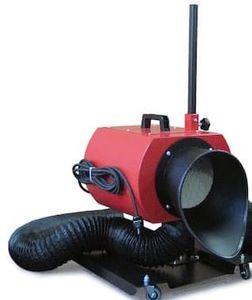 Установка мобильная для удаления выхлопных газов Aerservice ELEMAX