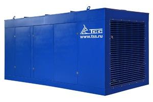 Кожух для дизель генератора до 500 кВт