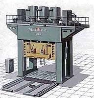 Прессы гидравлические листоштамповочные колонные П4638