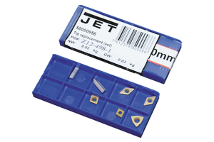 Набор из 7 сменных пластин для резцов сечением 10х10 (8х8) мм