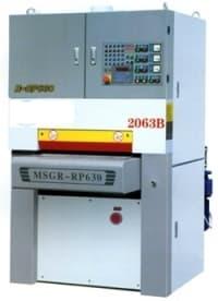 MSG R-RP 630 - Калибровально-шлифовальный станок (мах рабочая ширина 630 мм), Китай