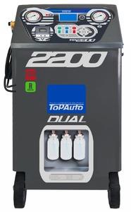 TopAuto RR1234BigasPR Станция автоматическая для обслуживания систем кондиционирования