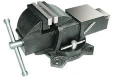 """Тиски Слесарные 150 мм (6"""") стальные поворотные массивные с наковальней (LT83006) """"CNIC"""" (упакованы по 1шт.)"""