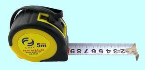 "Рулетка   5 метров х 25мм с фиксатором обрезиненная ""CNIC"" CR-82 (582X)"