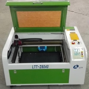 Лазерно-гравировальный станок с ЧПУ Ltt Z6040B