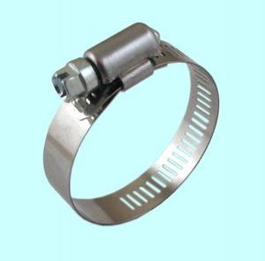 Хомут червячный CNIC     24-36/12,7мм W2 нержавеющая сталь с оцинкованным винтом SAE J1670 (05B2436)