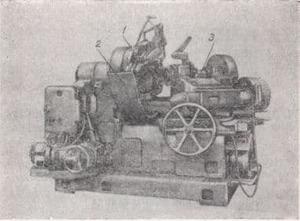 526В - Полуавтоматы зуборезные