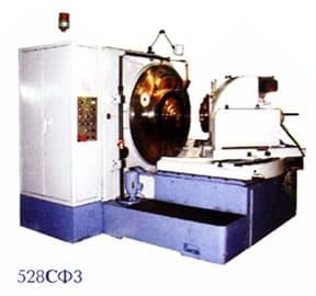 528СФ3 - Полуавтоматы зуборезные