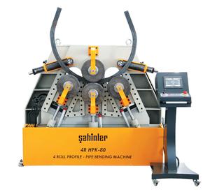 Профилегибочный станок Sahinler 4R HPK-80