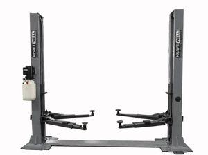 KraftWell KRW4ML/220 Подъемник двухстоечный г/п 4000 кг. электрогидравлический