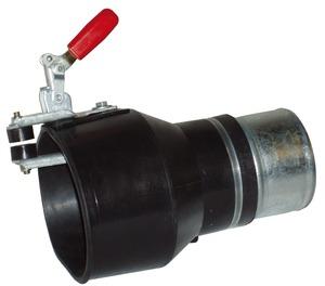 Aerservice BGNP2000100140 Насадка газоприёмная 100 м.. из каучука с зажимом
