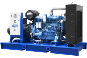 Дизельный генератор ТСС АД-200С-Т400-1РМ9