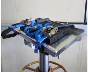 Slift GP1000 Плата для трансмиссионных домкратов г/п 1000 кг. поворотная